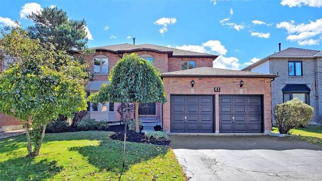 83 Golfview Cres, Hamilton, ON L9H 6T9 (#X5406703) :: Royal Lepage Connect