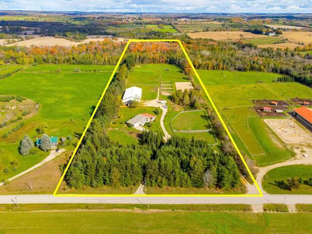5743 6th Line, Guelph, ON N0B 2K0 (#X5406763) :: Royal Lepage Connect