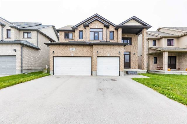 729 Spitfire St, Woodstock, ON N4T 0B1 (#X5406899) :: Royal Lepage Connect