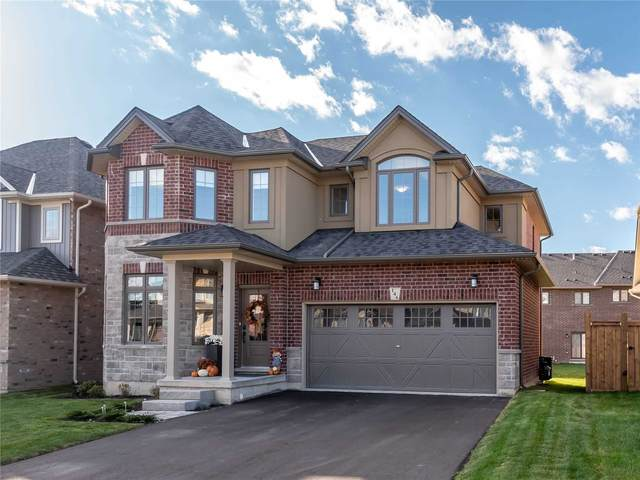 146 Dennis Dr, West Lincoln, ON L0R 2A0 (#X5406954) :: Royal Lepage Connect
