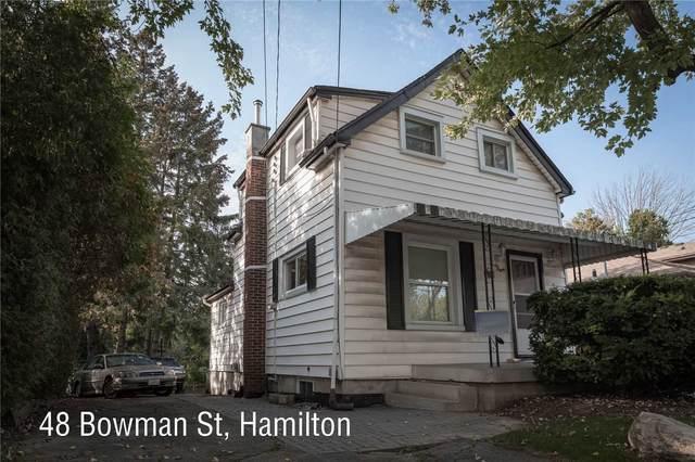 48 Bowman St, Hamilton, ON L8S 2T3 (#X5406976) :: Royal Lepage Connect