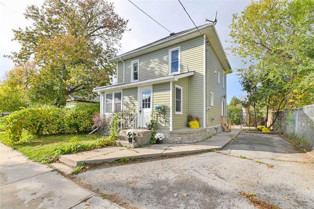 14 Sillers Ave, Quinte West, ON K8V 1X6 (#X5407220) :: Royal Lepage Connect