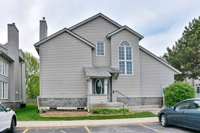 162 Settlers Way #22, Blue Mountains, ON L9Y 0M4 (#X5407467) :: Royal Lepage Connect