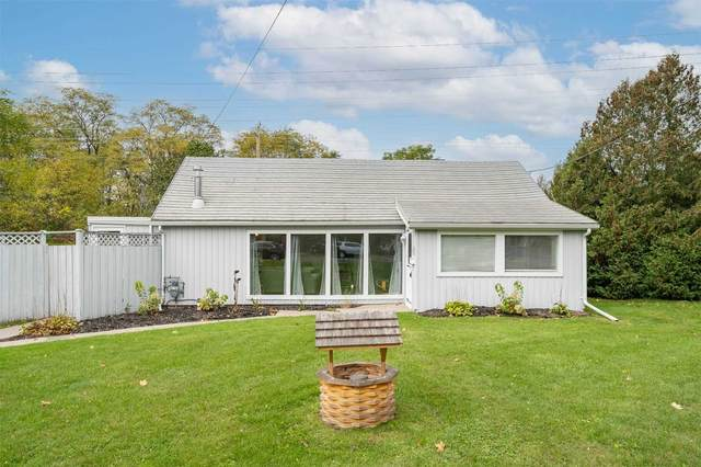 1143 Armour Rd, Peterborough, ON K9J 6Y1 (#X5409005) :: Royal Lepage Connect