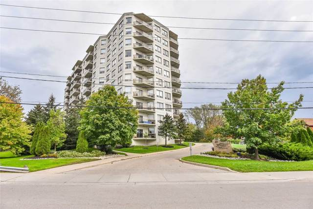 60 S Wyndham St #608, Guelph, ON N1E 7H7 (#X5410581) :: Royal Lepage Connect