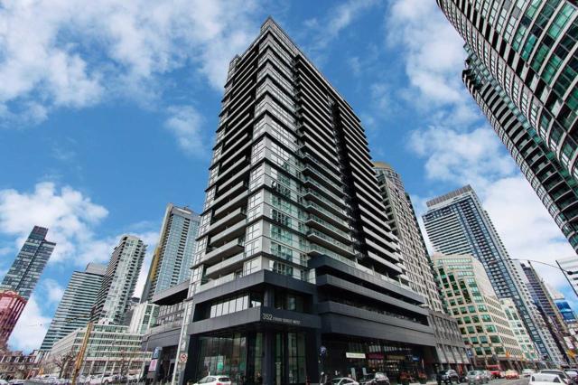352 W Front St #211, Toronto, ON M5V 0K3 (#C4385046) :: Jacky Man | Remax Ultimate Realty Inc.