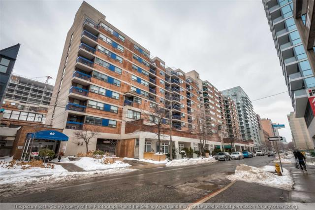 60 St Patrick St #827, Toronto, ON M5T 2X5 (#C4388248) :: Jacky Man | Remax Ultimate Realty Inc.