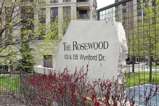 135 Wynford Dr #1007, Toronto, ON M3C 0J4 (#C4484823) :: Jacky Man   Remax Ultimate Realty Inc.