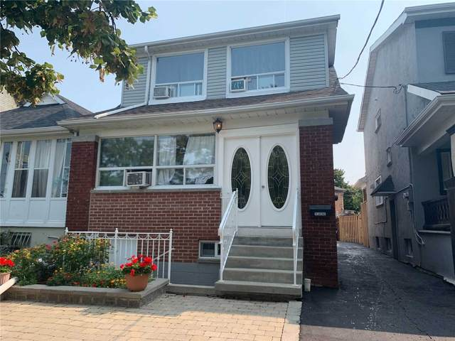 13 Bansley Ave, Toronto, ON M6E 2A1 (#C4912651) :: The Ramos Team