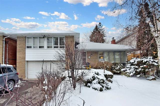 16 Stormont Ave, Toronto, ON M5N 2B8 (MLS #C5118866) :: Forest Hill Real Estate Inc Brokerage Barrie Innisfil Orillia