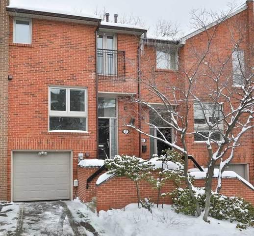 17 Sylvan Valley Way, Toronto, ON M5M 4M4 (MLS #C5123665) :: Forest Hill Real Estate Inc Brokerage Barrie Innisfil Orillia