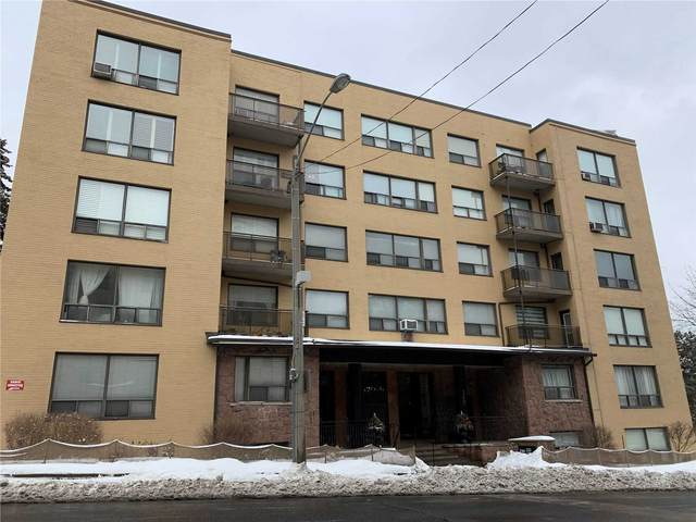 740 W Eglinton Ave #206, Toronto, ON M5N 1C4 (MLS #C5125220) :: Forest Hill Real Estate Inc Brokerage Barrie Innisfil Orillia