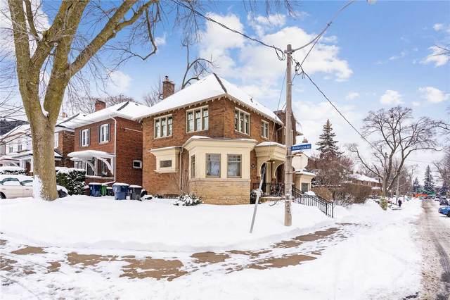 130 Eastbourne Ave, Toronto, ON M5P 2G6 (#C5125699) :: The Johnson Team