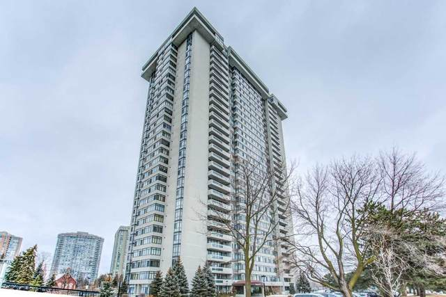 1555 E Finch Ave #307, Toronto, ON M2J 4X9 (#C5126082) :: The Johnson Team