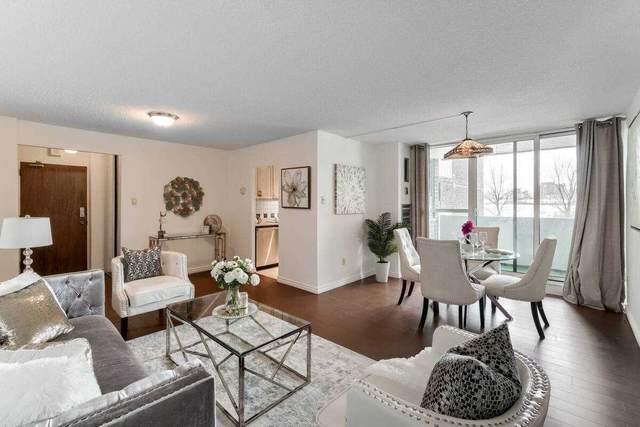 5 Old Sheppard Ave #206, Toronto, ON M2J 4K3 (MLS #C5127789) :: Forest Hill Real Estate Inc Brokerage Barrie Innisfil Orillia