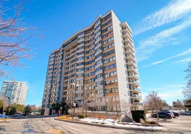 90 Fisherville Rd #807, Toronto, ON M2R 3J9 (MLS #C5129684) :: Forest Hill Real Estate Inc Brokerage Barrie Innisfil Orillia