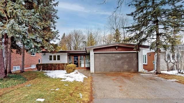 134 Clansman Blvd, Toronto, ON M2H 1Y1 (MLS #C5130210) :: Forest Hill Real Estate Inc Brokerage Barrie Innisfil Orillia