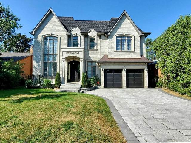 32 Wallingford Rd, Toronto, ON M3A 2T9 (MLS #C5131648) :: Forest Hill Real Estate Inc Brokerage Barrie Innisfil Orillia