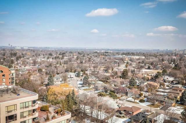 5765 Yonge St Ph504, Toronto, ON M2M 4H9 (MLS #C5132946) :: Forest Hill Real Estate Inc Brokerage Barrie Innisfil Orillia
