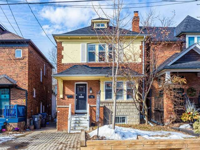 36 Bowood Ave, Toronto, ON M4N 1Y4 (MLS #C5134110) :: Forest Hill Real Estate Inc Brokerage Barrie Innisfil Orillia