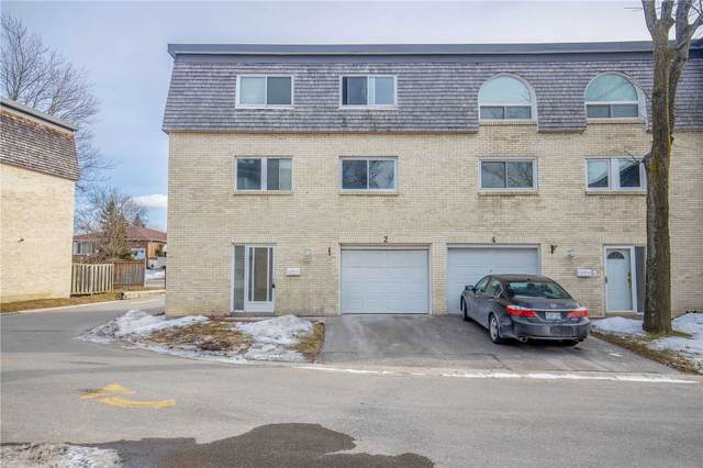 2 Courville Coach Way, Toronto, ON M2J 3V5 (MLS #C5135326) :: Forest Hill Real Estate Inc Brokerage Barrie Innisfil Orillia
