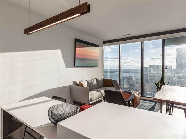 16 Bonnycastle St #3302, Toronto, ON M5A 0C9 (MLS #C5140164) :: Forest Hill Real Estate Inc Brokerage Barrie Innisfil Orillia