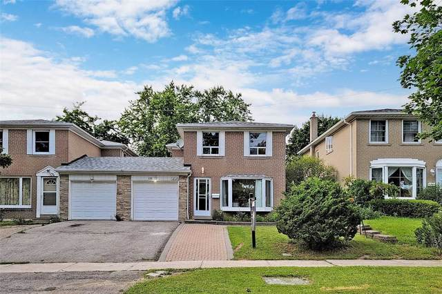 176 Old Sheppard Ave, Toronto, ON M2J 3L9 (#C5310041) :: The Ramos Team