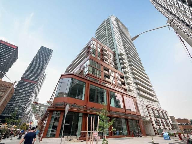33 Helendale Ave #2412, Toronto, ON M4R 0A4 (#C5323582) :: The Ramos Team