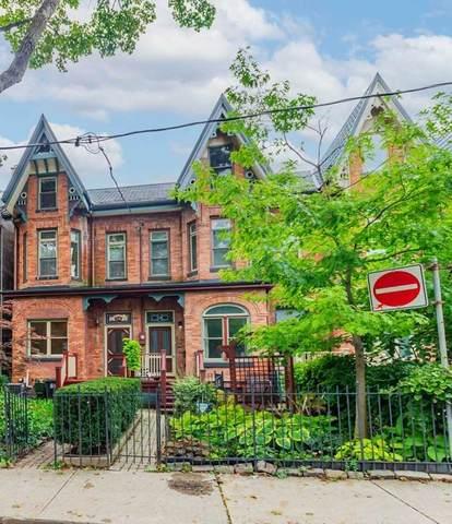 56 Robert St, Toronto, ON M5S 2K3 (#C5391676) :: Royal Lepage Connect