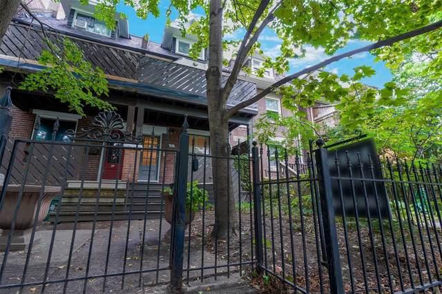 6 Prospect St, Toronto, ON M4X 1C6 (#C5396338) :: Royal Lepage Connect