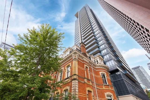 28 Linden St #504, Toronto, ON M4Y 0A4 (#C5398711) :: Royal Lepage Connect