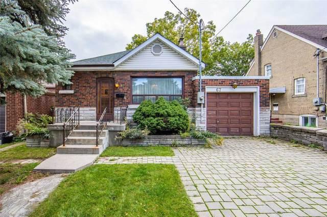 67 Poyntz Ave, Toronto, ON M2N 1H9 (#C5401695) :: Royal Lepage Connect