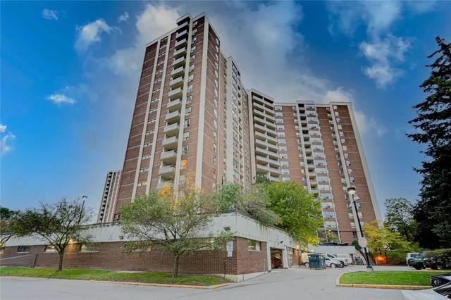 5 Vicora Linkway Way #1205, Toronto, ON M3C 1A5 (#C5402784) :: Royal Lepage Connect