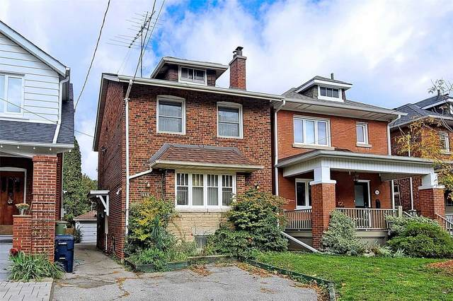 116 Deloraine Ave, Toronto, ON M5M 2A9 (#C5406515) :: Royal Lepage Connect