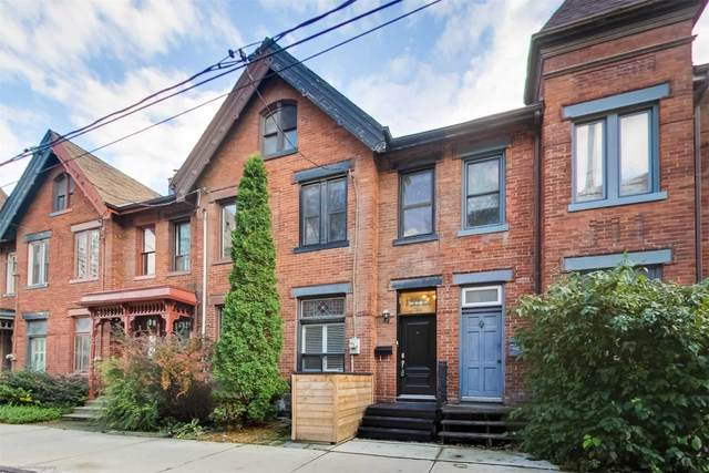 451 Shuter St, Toronto, ON M5A 1X4 (#C5411447) :: Royal Lepage Connect