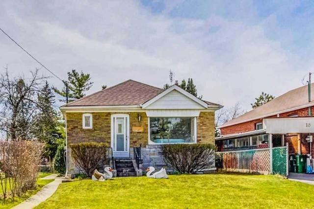 106 Ainsdale Rd, Toronto, ON M1R 3Z2 (#E4419416) :: Jacky Man | Remax Ultimate Realty Inc.