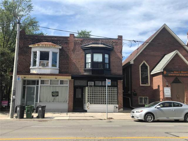 560 Jones Ave, Toronto, ON M4J 3H1 (#E4895011) :: The Ramos Team