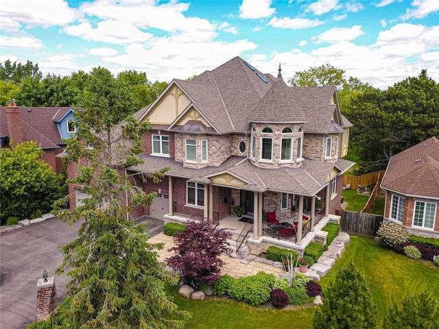 559 Pine Ridge Rd, Pickering, ON L1W 2M6 (#E4898708) :: The Ramos Team