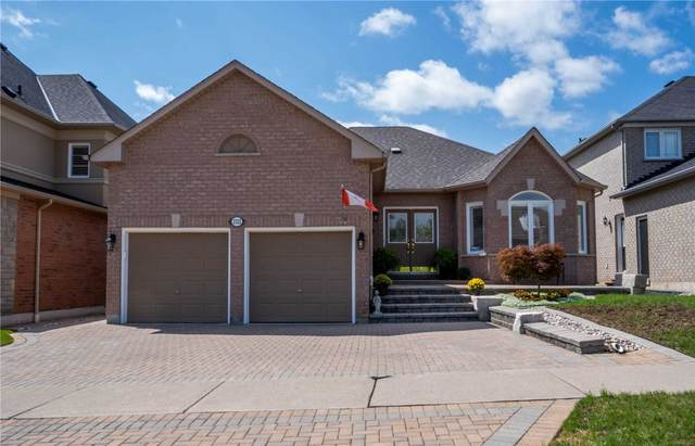 2322 Canterbury Cres, Pickering, ON L1X 2T5 (#E4912128) :: The Ramos Team