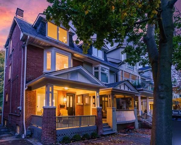47A Lee Ave, Toronto, ON M4E 2P1 (#E4964170) :: The Johnson Team