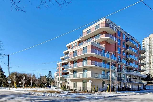 3655 Kingston Rd #202, Toronto, ON M1M 1S2 (#E5097978) :: The Johnson Team