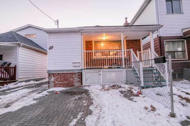 90 Pharmacy Ave, Toronto, ON M1L 3E5 (MLS #E5105847) :: Forest Hill Real Estate Inc Brokerage Barrie Innisfil Orillia