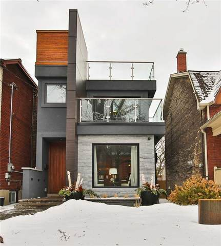 37 Grandview Ave, Toronto, ON M4K 1J1 (#E5116509) :: The Johnson Team