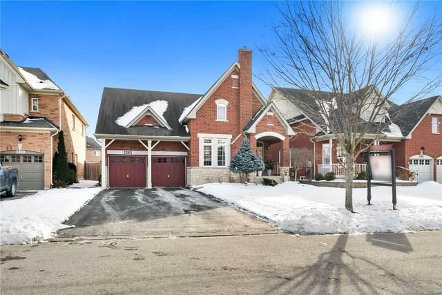 1365 Maddock Dr, Oshawa, ON L1K 0C6 (MLS #E5120248) :: Forest Hill Real Estate Inc Brokerage Barrie Innisfil Orillia