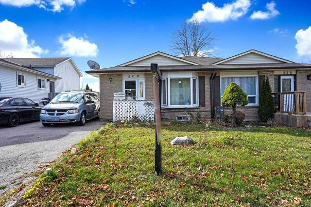 540 Muirfield St, Oshawa, ON L1H 8G4 (#E5123961) :: The Johnson Team