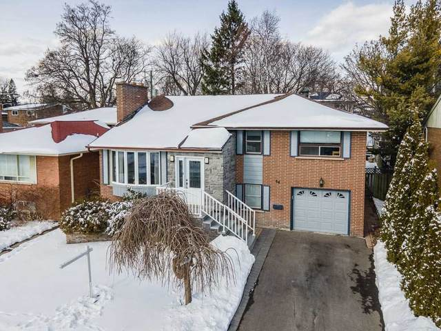 64 Sloley Rd, Toronto, ON M1M 1C8 (MLS #E5124716) :: Forest Hill Real Estate Inc Brokerage Barrie Innisfil Orillia