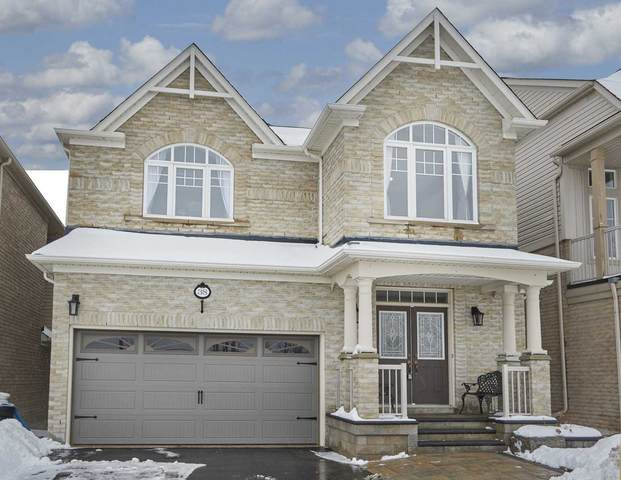 38 Loughlin Hill Cres, Ajax, ON L1Z 1P9 (MLS #E5125763) :: Forest Hill Real Estate Inc Brokerage Barrie Innisfil Orillia