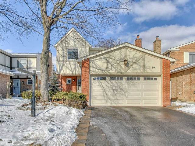 89 Longbow Sq, Toronto, ON M1W 2W6 (#E5125901) :: The Johnson Team