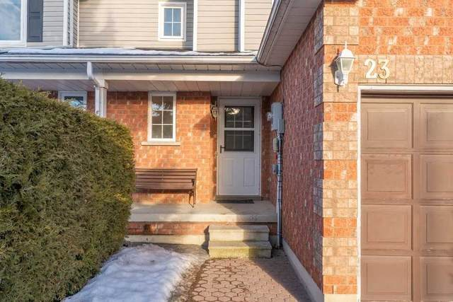 23 Pidduck St, Clarington, ON L1E 2W3 (#E5128581) :: The Johnson Team