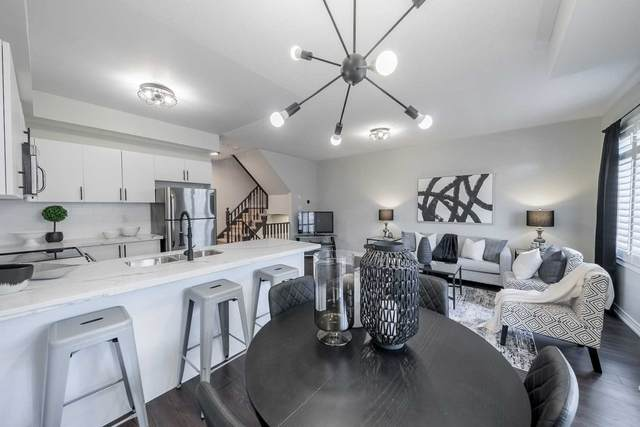 2408 Nantucket Chse, Pickering, ON L1X 0E5 (MLS #E5129413) :: Forest Hill Real Estate Inc Brokerage Barrie Innisfil Orillia